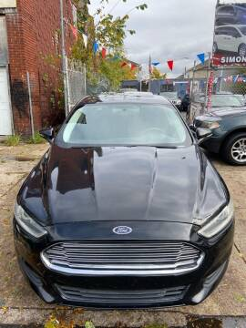 2013 Ford Fusion for sale at Simon Auto Group in Newark NJ
