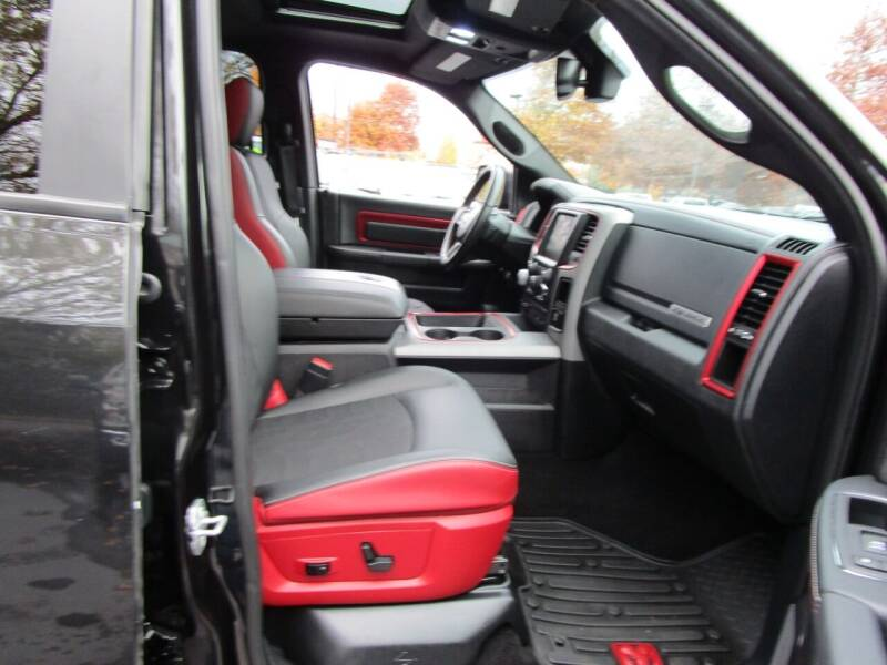 2016 RAM Ram Pickup 1500 4x4 Rebel 4dr Crew Cab 5.5 ft. SB Pickup - Salem OR