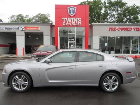 2013 Dodge Charger for sale at Twins Auto Sales Inc - Detroit in Detroit MI