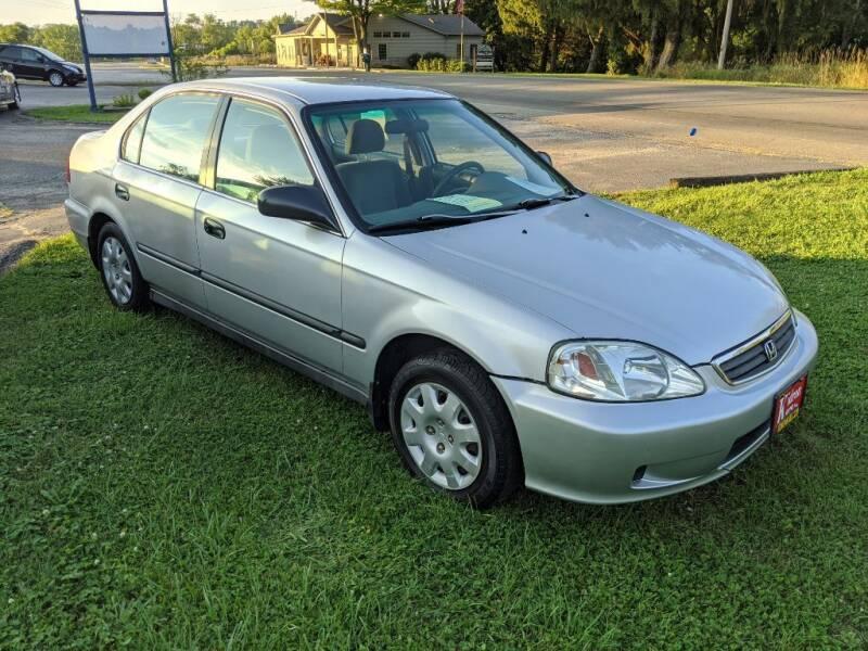 1999 Honda Civic for sale at Kidron Kars INC in Orrville OH