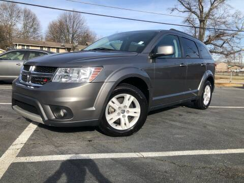 2012 Dodge Journey for sale at Atlas Auto Sales in Smyrna GA