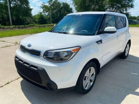 2014 Kia Soul for sale at Mr. Auto in Hamilton OH