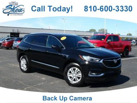 2020 Buick Enclave for sale at Erick's Used Car Factory in Flint MI