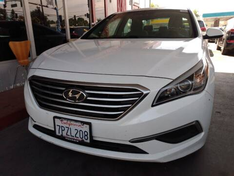 2016 Hyundai Sonata for sale at ALL CREDIT AUTO SALES in San Jose CA