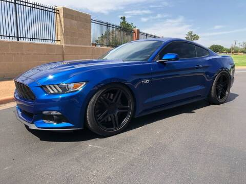 2017 Ford Mustang for sale at Beaton's Auto Sales in Amarillo TX