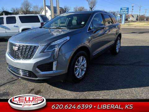 2021 Cadillac XT5 for sale at Lewis Chevrolet Buick Cadillac of Liberal in Liberal KS