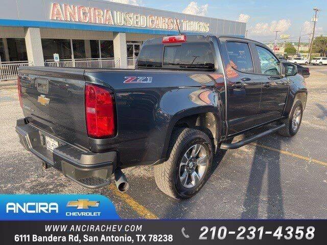 2019 Chevrolet Colorado for sale in San Antonio, TX