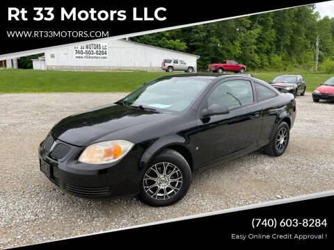 2008 Pontiac G5 for sale at Rt 33 Motors LLC in Rockbridge OH