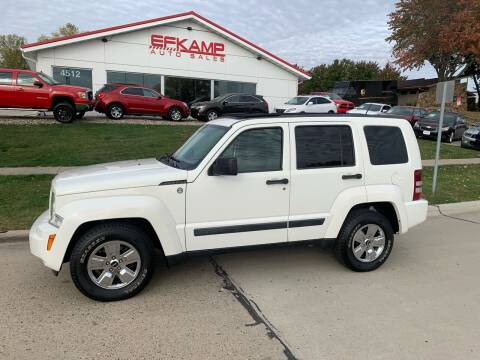 2009 Jeep Liberty for sale at Efkamp Auto Sales LLC in Des Moines IA