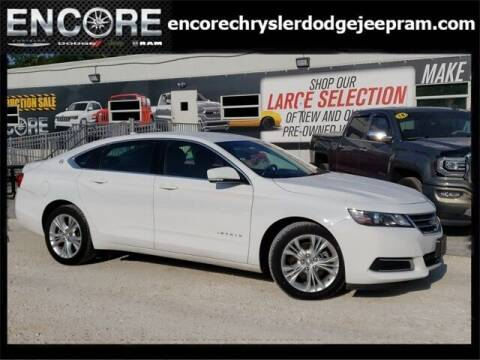 2014 Chevrolet Impala for sale at PHIL SMITH AUTOMOTIVE GROUP - Manager's Specials in Lighthouse Point FL