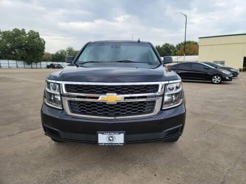 2015 Chevrolet Suburban for sale at JJ Auto Sales LLC in Haltom City TX