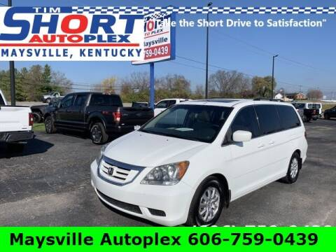 2009 Honda Odyssey for sale at Tim Short Chrysler in Morehead KY