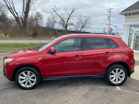 2015 Mitsubishi Outlander Sport for sale at Rick's R & R Wholesale, LLC in Lancaster OH