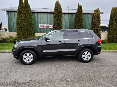 2011 Jeep Grand Cherokee for sale at AUTOTRACK INC in Mount Vernon WA
