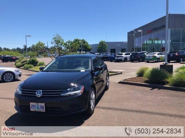 2017 Volkswagen Jetta for sale in Wilsonville, OR