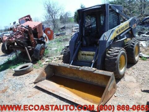 2007 New Holland L190 for sale at East Coast Auto Source Inc. in Bedford VA