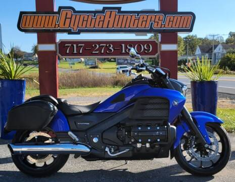2014 Honda Gold Wing Valkyrie for sale at Haldeman Auto in Lebanon PA