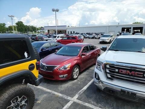2013 Nissan Altima for sale at Riverside Mitsubishi(New Bern Auto Mart) in New Bern NC