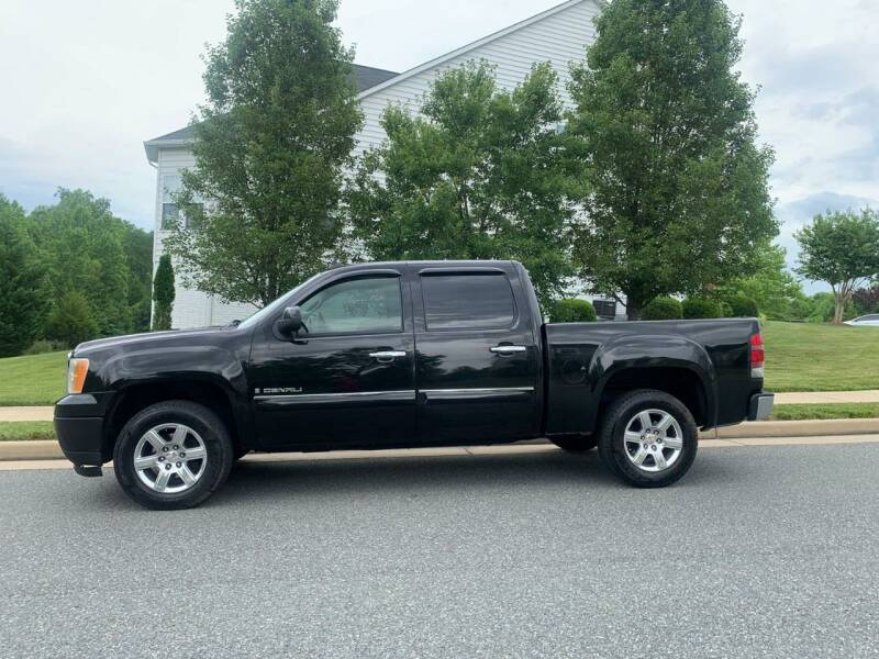 2007 GMC Sierra 1500 for sale at 7 Sky Auto Repair and Sales in Stafford VA