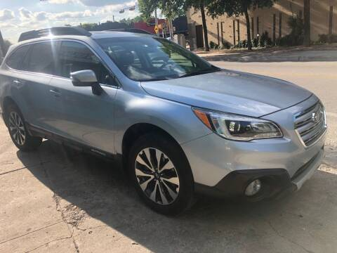 2017 Subaru Outback for sale at Hi-Tech Automotive in Austin TX