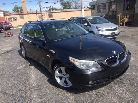 2006 BMW 5 Series for sale at Some Auto Sales in Hammond IN