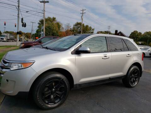 2012 Ford Edge for sale at COLONIAL AUTO SALES in North Lima OH