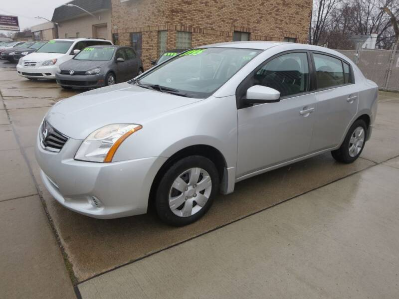 2010 Nissan Sentra for sale at Drive Auto Sales in Roseville MI