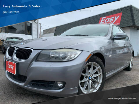 2010 BMW 3 Series for sale at Easy Autoworks & Sales in Whitman MA
