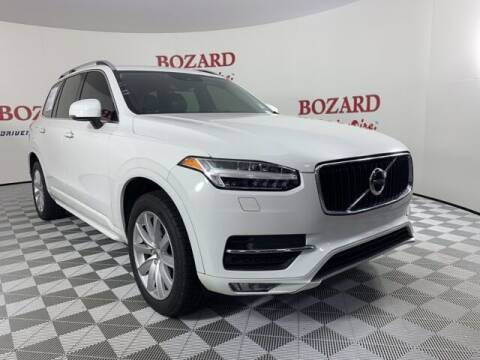 2016 Volvo XC90 for sale at BOZARD FORD in Saint Augustine FL