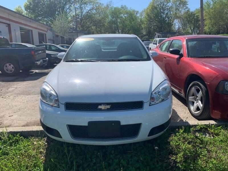 2014 Chevrolet Impala Limited for sale at ALVAREZ AUTO SALES in Des Moines IA
