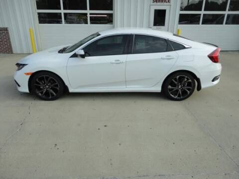 2019 Honda Civic for sale at Quality Motors Inc in Vermillion SD