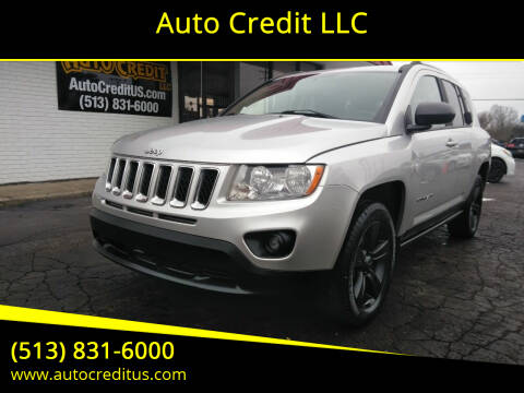 2011 Jeep Compass for sale at Auto Credit LLC in Milford OH