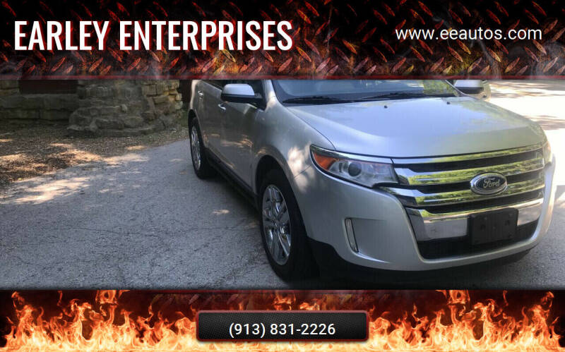 2013 Ford Edge for sale at Earley Enterprises in Overland Park KS