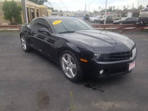 2012 Chevrolet Camaro for sale at Absolute Motors in Hammond IN