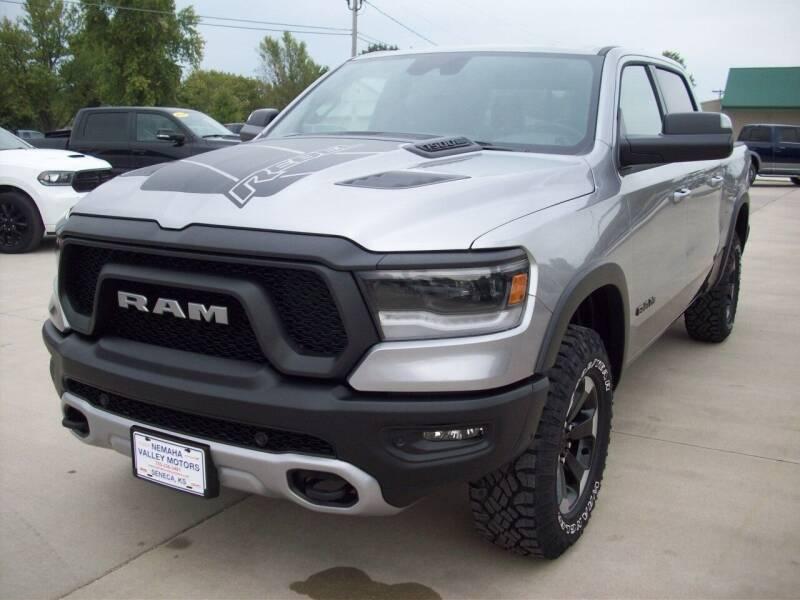 2021 RAM Ram Pickup 1500 for sale at Nemaha Valley Motors in Seneca KS