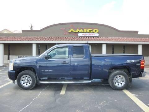 2010 Chevrolet Silverado 1500 for sale at AMIGO AUTO SALES in Kingsville TX