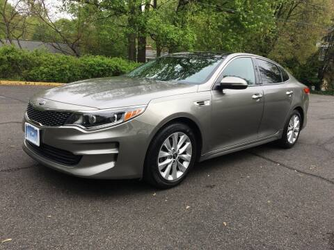 2016 Kia Optima for sale at Car World Inc in Arlington VA
