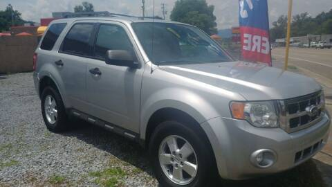 2010 Ford Escape for sale at Smith's Cars in Elizabethton TN
