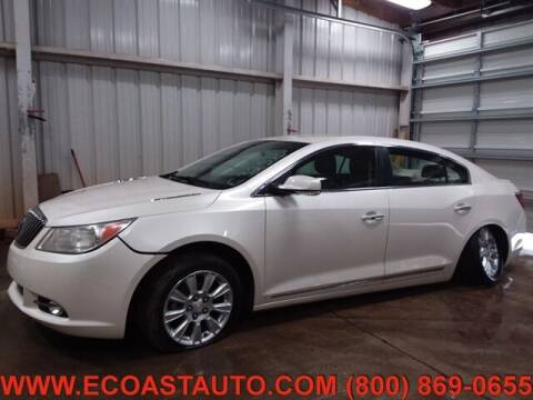 2013 Buick LaCrosse for sale at East Coast Auto Source Inc. in Bedford VA