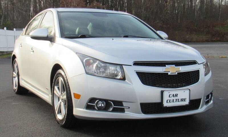 2014 Chevrolet Cruze for sale at Car Culture in Warren OH