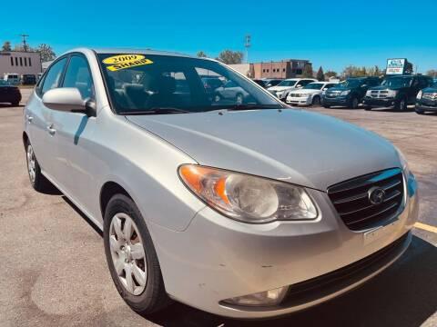 2009 Hyundai Elantra for sale at Daniel Auto Sales inc in Clinton Township MI