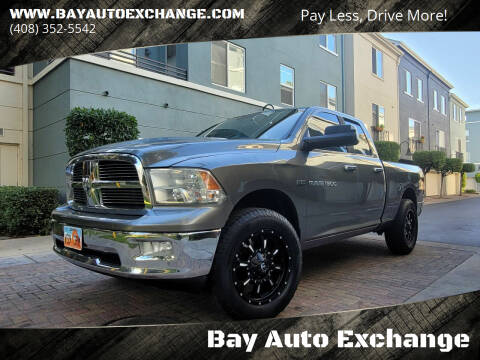 2012 RAM Ram Pickup 1500 for sale at Bay Auto Exchange in San Jose CA