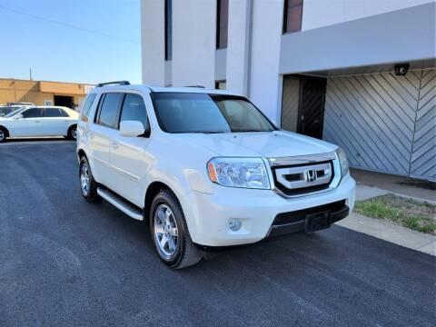 2011 Honda Pilot for sale at Image Auto Sales in Dallas TX