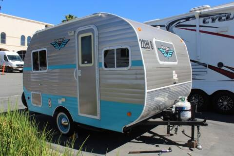 2018 Riverside RV Retro Series