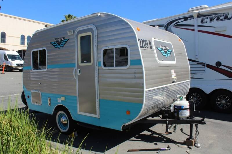 2018 Riverside RV Retro Series for sale at Rancho Santa Margarita RV in Rancho Santa Margarita CA