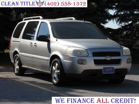 2007 Chevrolet Uplander for sale at NY AUTO SALES in Omaha NE