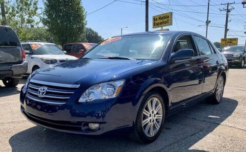2006 Toyota Avalon for sale at Steve's Auto Sales in Norfolk VA