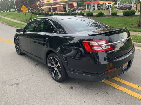 2014 Ford Taurus for sale at Via Roma Auto Sales in Columbus OH