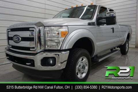 2011 Ford F-350 Super Duty for sale at Route 21 Auto Sales in Canal Fulton OH