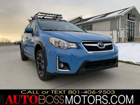 2016 Subaru Crosstrek for sale at Auto Boss in Woodscross UT
